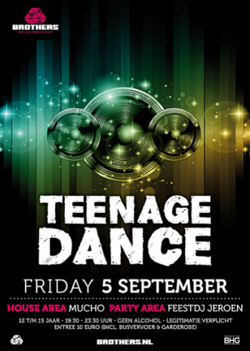 Teenage 5 sept