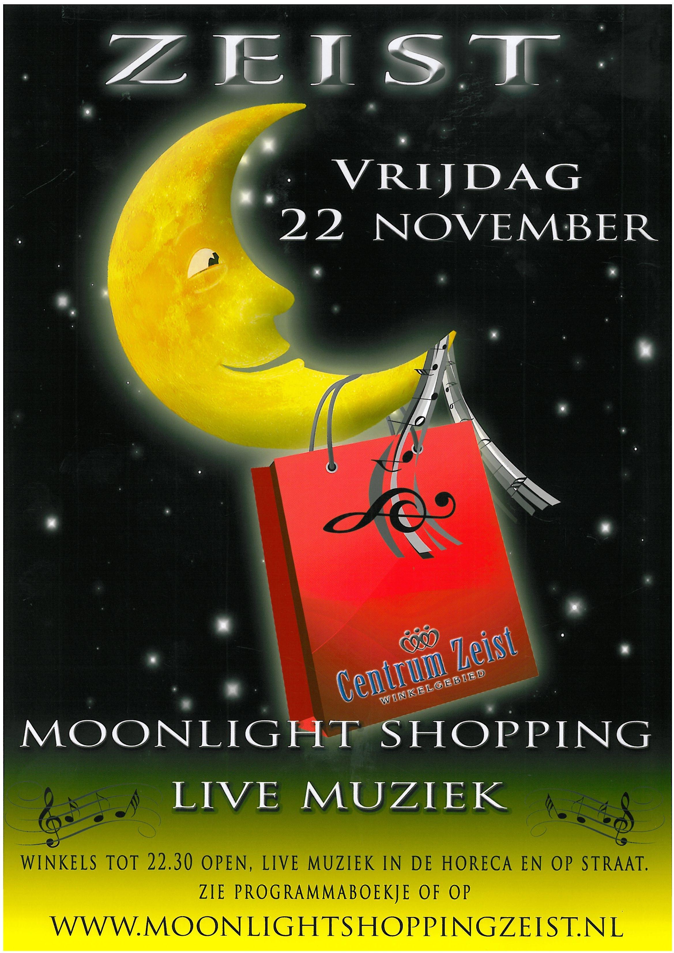Moonlight Shopping In Zeist Heger En Van Den Berg